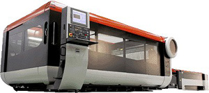 Amada F1 laser 1