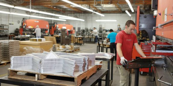 Group Manufacturing Services, Inc | Precision Sheet Metal Manufacturing
