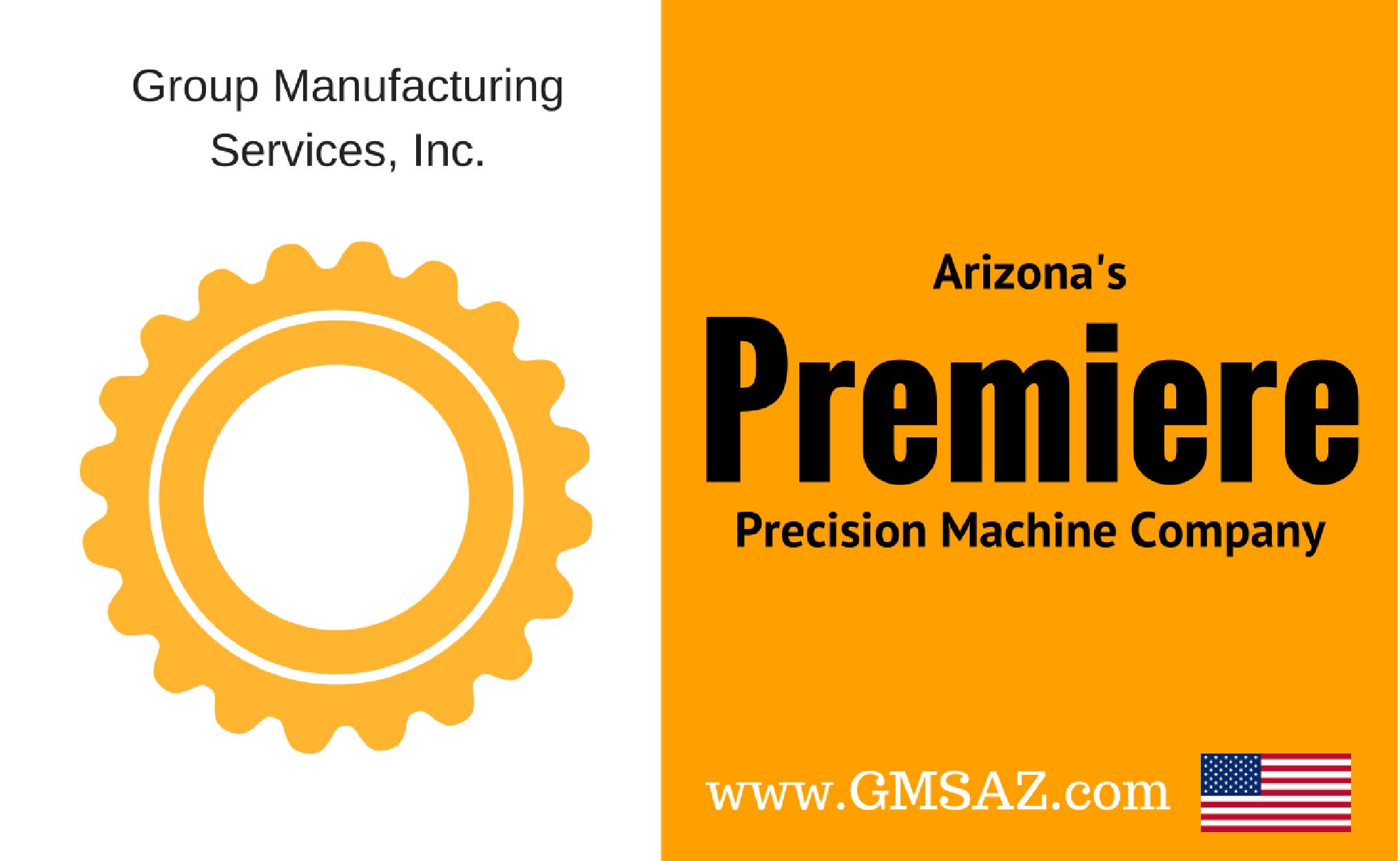 Precision Machining Company | Group Manufacturing Services, Inc. | Tempe, AZ