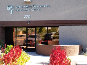 Group Manufacturing Services, Tempe Arizona